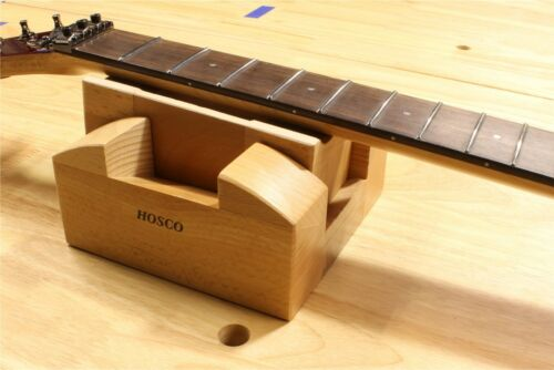 Adjustable Guitar Neck Rest Support for acoustic and electric guitars
