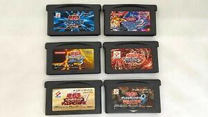 Yu-Gi-Oh-Duel-Monsters-International-Expert-6pcs-set-Game-Boy-Advance-GBA