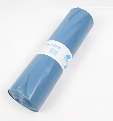 Deiss premium déchets sacs sacs de poids lourds 70x110x0,008 120l 25 pièce rôle