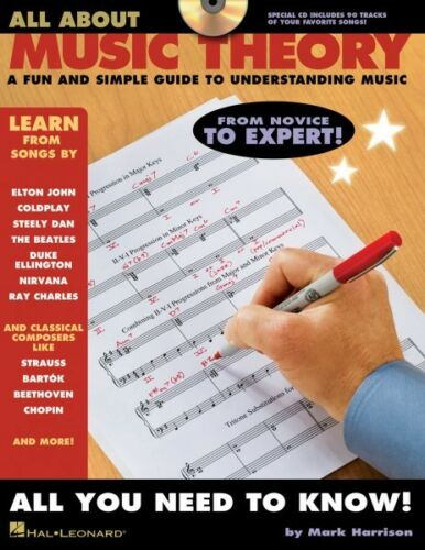 All About Music Theory A Fun and Simple Guide to Understanding Music I 000311468