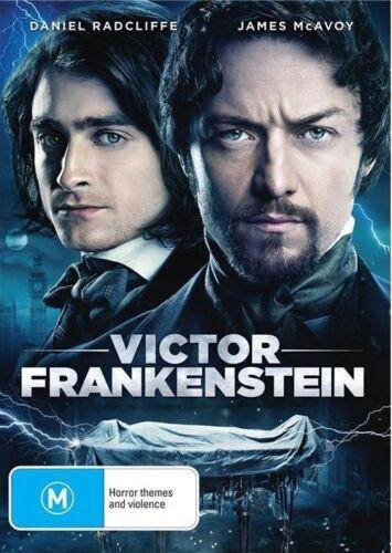 1 of 1 - Victor Frankenstein (DVD, 2016)