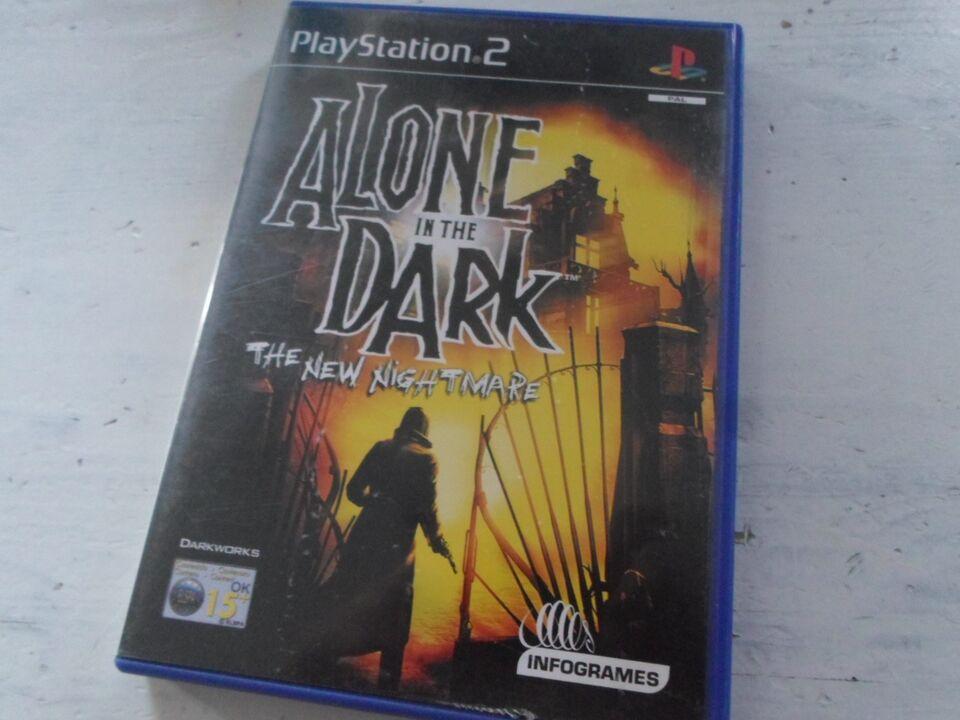 alone in the dark, PS2