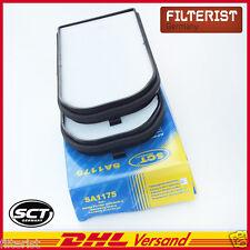 Innenraumfilter Mikrofilter (2erSet) Pollenfilter BMW 7er (E38) Alpina B12 (E38)