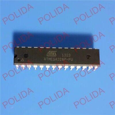 10PCS MCU IC ATMEL DIP-28 ATMEGA328P-PU ATMEGA328P