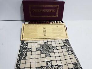 Vintage-History-Craft-The-Viking-Game-Hnefatafl-1987-Historical-Viking-Pastime