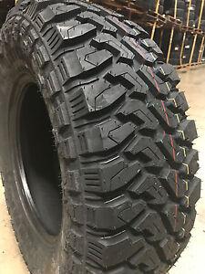 4 New 265 75r16 Centennial Dirt Commander M T Mud Tires Mt 265 75