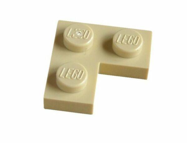 Lego 2x Cone 1 1//2x1 1//2x2//3 Truncated tronqué gris//light bluish gray 33492 NEUF