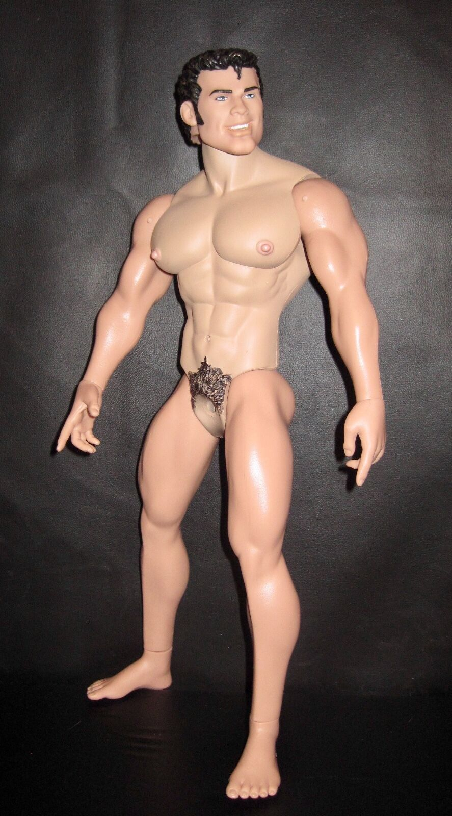 1 6 Flexible Male Muscular Body Action Figure Nude TOF