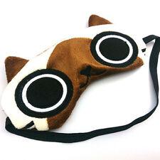 Japan Comic Visual Cosplay Monster Eyepatch Hunter Frontier Airou Cat Eye Mask