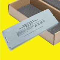 """6 Cell Laptop Battery for Apple MacBook 13"""" 13.3"""" A1181 A1185 MA561 MA566 White"""