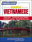 Basic Vietnamese by Pimsleur (CD-Audio)