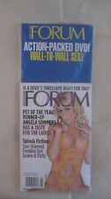 Collectible Penthouse Forum Magazine June 2013 With DVD Included       NEW eb251