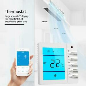 Smart-Thermostat-LCD-Air-conditioning-Temperature-Controller-Switch-Office-Home