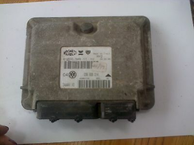 VW MK4 GOLF SEAT LEON ENGINE ECU BORA PASSAT AUDI A4 036 906 014 036906014