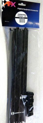 "15/"" TERMINAL TRACK NIB AFX 70334 GENUINE slot car acc"