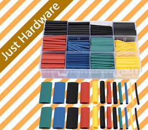 530-pc-pcs-Heat-Shrink-Tubing-Tube-Assortment-Wire-Cable-Insulation-Sleeving