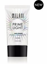 Milani PRIME LIGHT STROBING and PORE-MINIMIZING FACE PRIMER