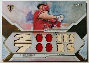 2018-TOPPS-TRIPLE-THREADS-MIKE-TROUT-36-034-200-HRS-700-RS-034-AMAZING-ANGELS