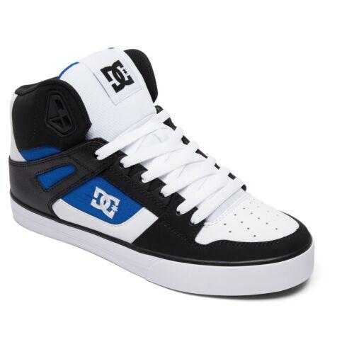 5 9 Pure Tailles Hommes Dc Haut 5 Adys400043 Blanc Uk 8 Bleu Haut Xwbk Noir Shoes wg6qZg4