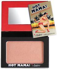 TheBalm Hot Mama Mama! Blush Blusher And Eye Shadow makeup The Balm