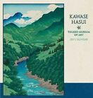 Kawase Hasui 2017 Wall Calendar 9780764973758 Paperback
