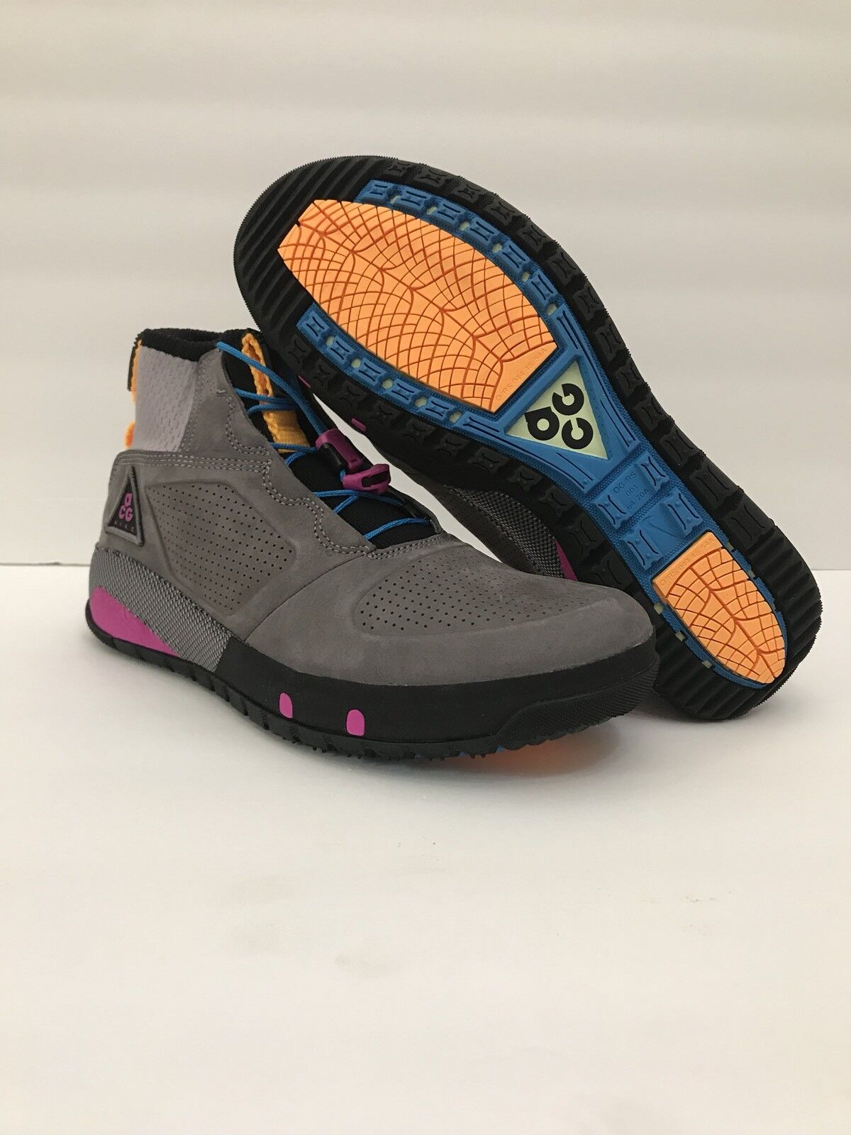 Nike ACG Ruckel Ridge Gunsmoke/Atmosphere AQ9333-001 Mens Size 7 New In Box Rare