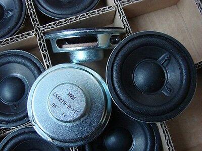 """2pcs New 2"""" inch 8Ohm 8Ω 5W Full-range Audio Speaker Stereo Woofer Loudspeaker"""