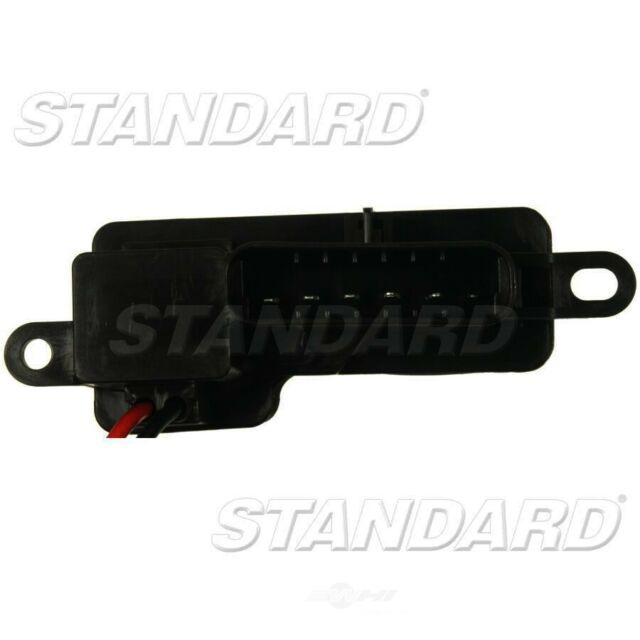 Hvac Blower Motor Resistor Front Standard Ru 496 For Sale Online