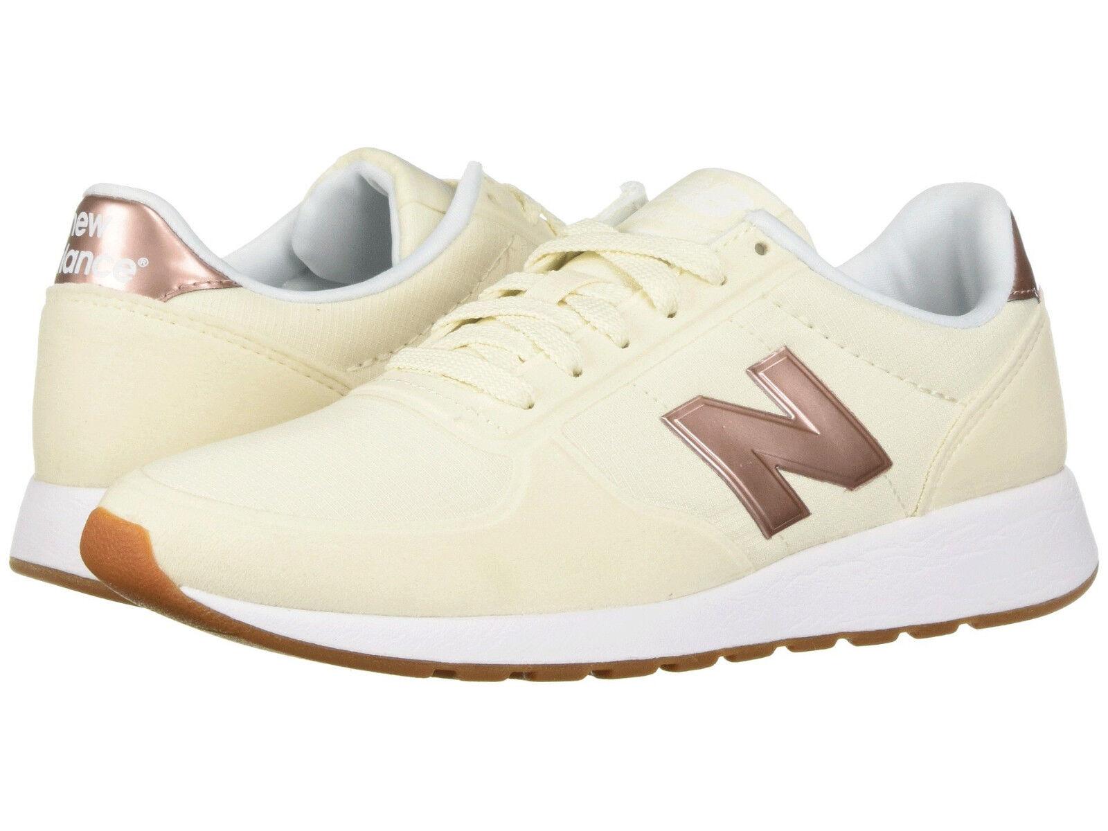Women New Balance WS215AG Sneaker Shoes Medium (B) Angora White 100%Original New
