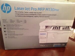 New-HP-LaserJet-Pro-M130nw-All-in-One-Wireless-Laser-Printer-G3Q58A