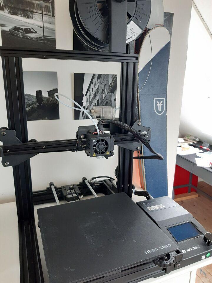 3D Printer, Anycubic, Mega Zero 2.0