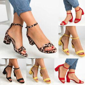 leopard low heel shoes