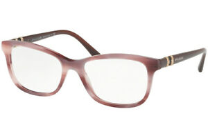 a6034e0f30  290 New Bvlgari BV 4133-B 5415 RX Prescription Eyeglass Frames 54mm ...