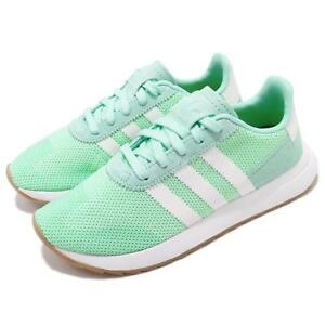 3003f413774e adidas Originals FLB Runner W Flashback Green White Women Running ...