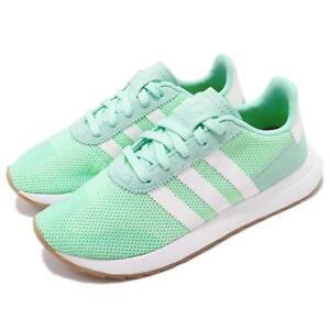 Flashback Verde Blanco correr W para Mujeres Db2122 Zapatos Flb runner Originals Adidas wFcqBUOR