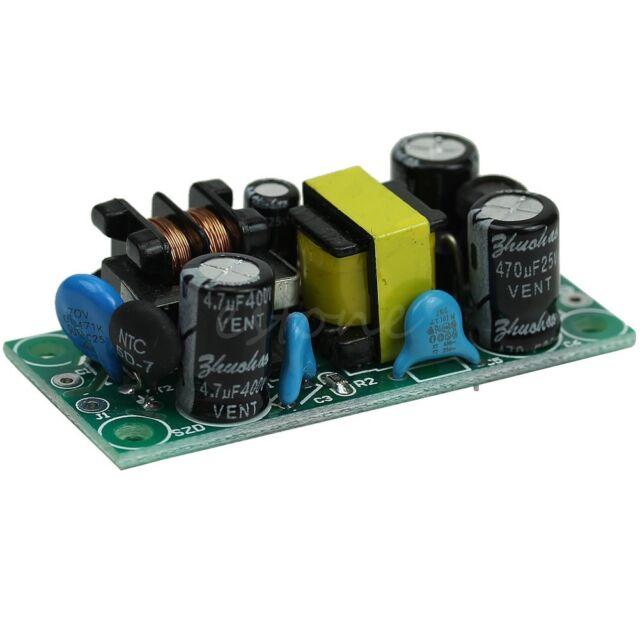 AC-DC 12V500mA 220V Buck Converter Isolation Module Supply LED Bare Plate Power