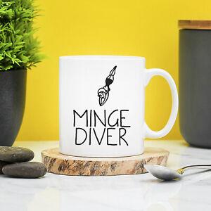027065f0 Minge Diver Mug Gift For Lesbian LGBT Present Funny Gay Mugs Secret ...