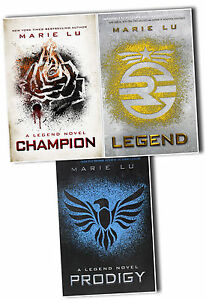 The legend trilogy series collection marie lu 3 books set prodigy image is loading the legend trilogy series collection marie lu 3 publicscrutiny Images