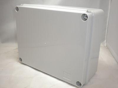 ESR B240 PLASTIC ENCLOSURE TERMINAL BOX ADAPTABLE  240X190X90MM WATERPRROOF