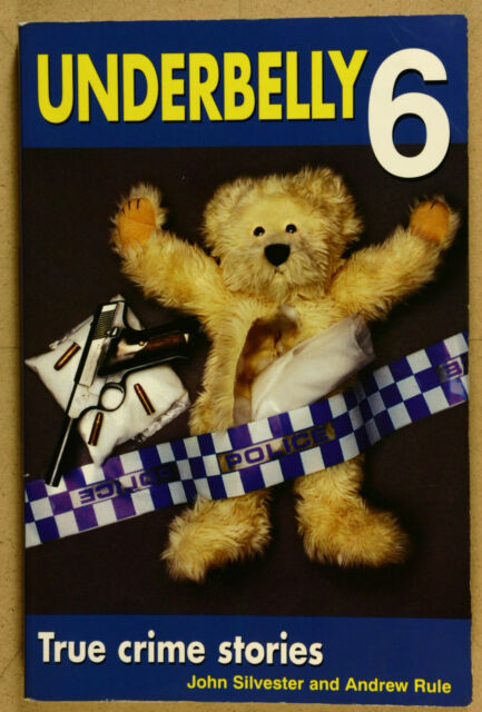 Underbelly 6True Crime J Silvester A Rule VG  Qld Quick Post B
