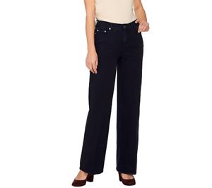 Isaac-Mizrahi-Live-Regular-24-7-Denim-Wide-Leg-5-Pocket-Jeans-Black-Size-Reg-8