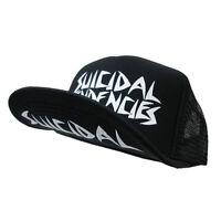 Suicidal Tendencies Official Og Logo Print Flip Up Hat Cap Multiple Colors