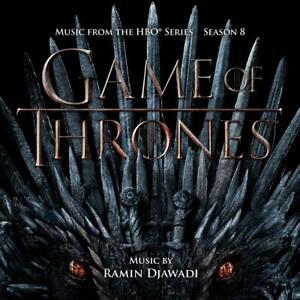 Ramin-Djawadi-Game-Of-Thrones-Season-8-Soundtrack-2CD-Sent-Sameday
