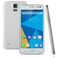 Android 4.4 DualSim 3G Smart Phone WiFi Bluetooth Dual-Cam Google Play Store NEW