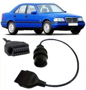 neu-Mercedes-Benz-OBD1-auf-OBD2-Adapter-fuer-MB-Modelle-bis-ca-BJ-2001