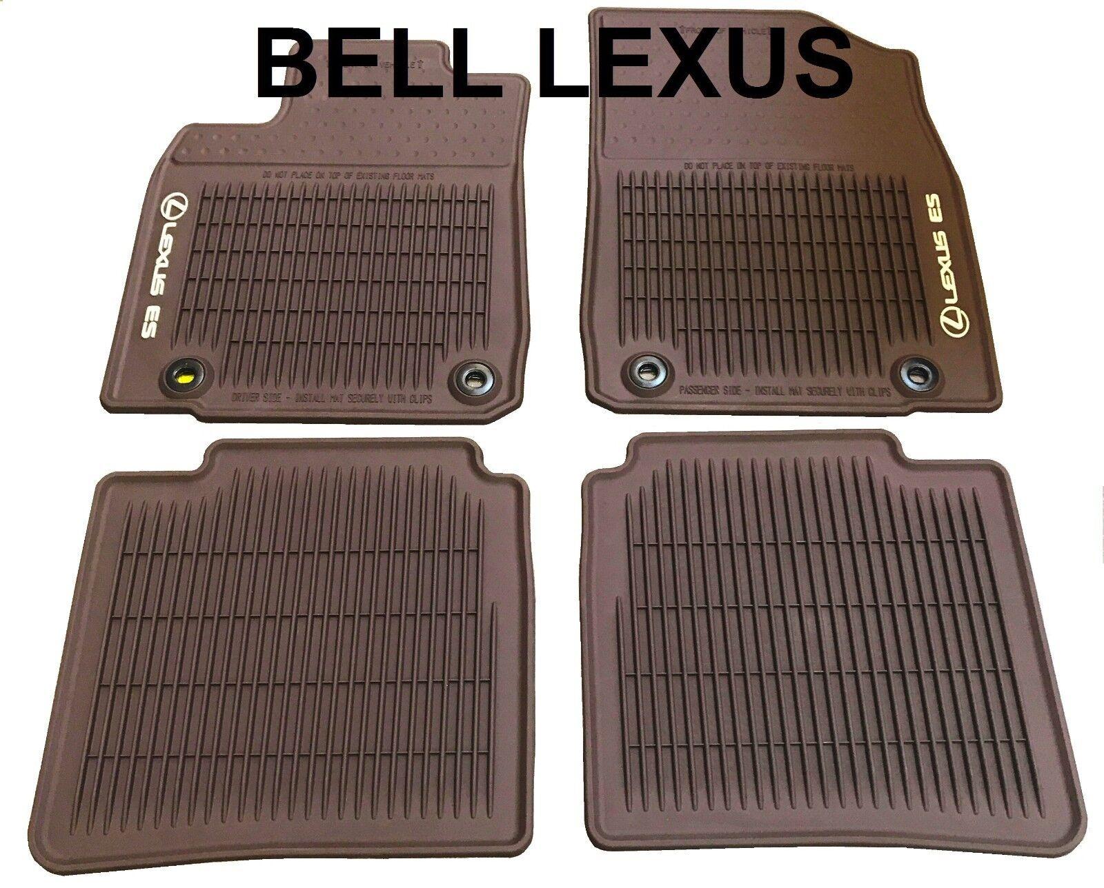 pad mats top foot colors pin lexus quality car floor mat for