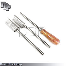 Equine Dental Float Rasp Horse Veterinary Doubled Instruments