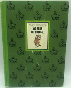 Collectable Vintage 1965 Walt Disney Productions WORLD OF NATURE - Free Shipping