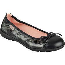 Girls Leather Paola Ballerina Shoes UK2.5 EU35 JS25 78