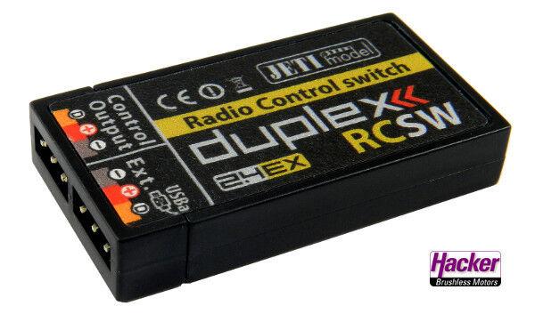 Hacker Duplex RC Switch Duplex 2.4EX